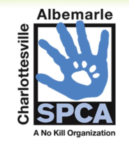 Charlottesville Albemarle SPCA