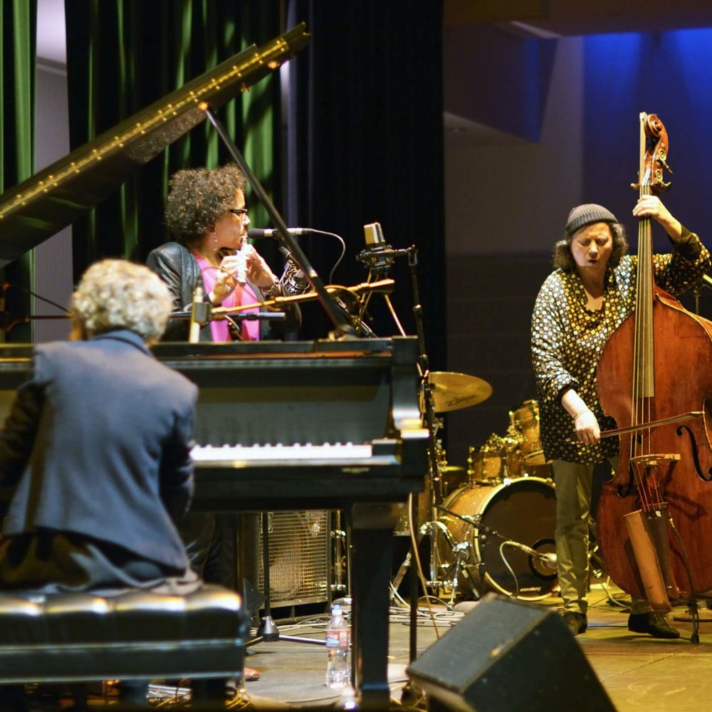 Tiger Trio - with Myra Melford, Nicole Mitchell and Joelle Leandre