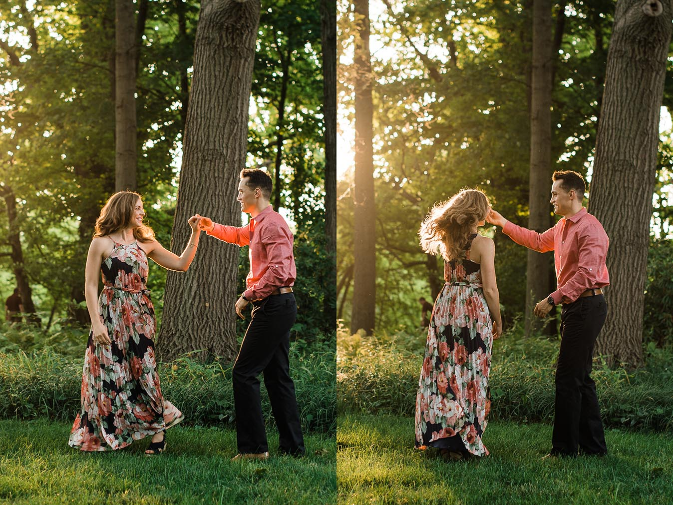 Jenna Rosalie Photography — Carlos + Courtney // Inniswood Garden ...