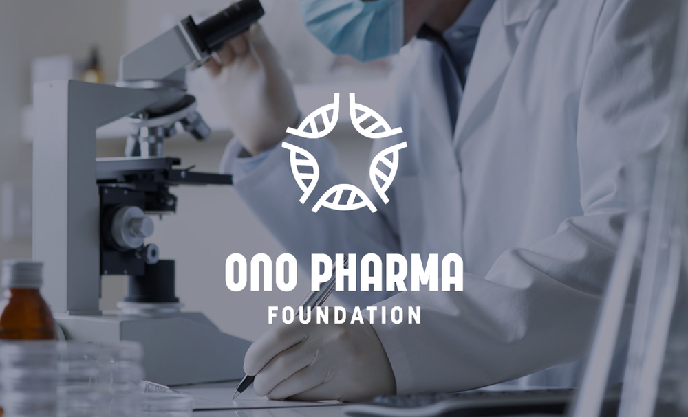 Ono Pharma Identity and Website Design
