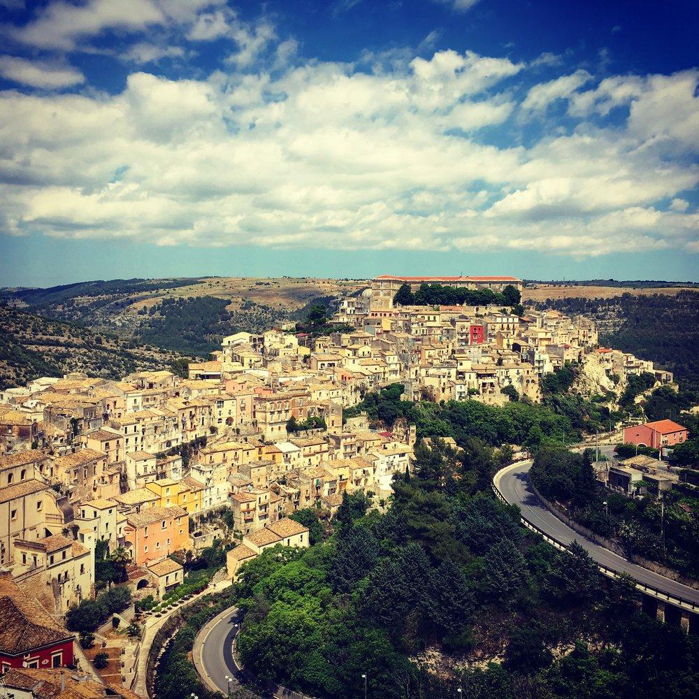 Under the Sicilian sun