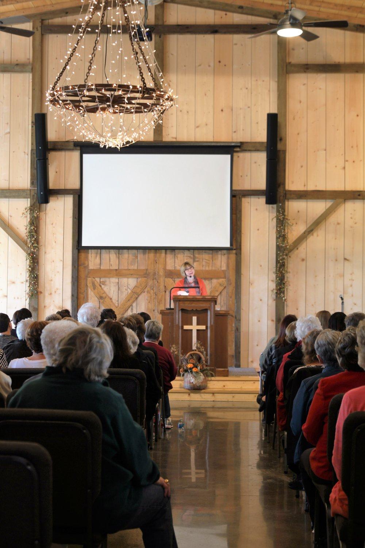 Gracia Burnham 2016 Women's Conference