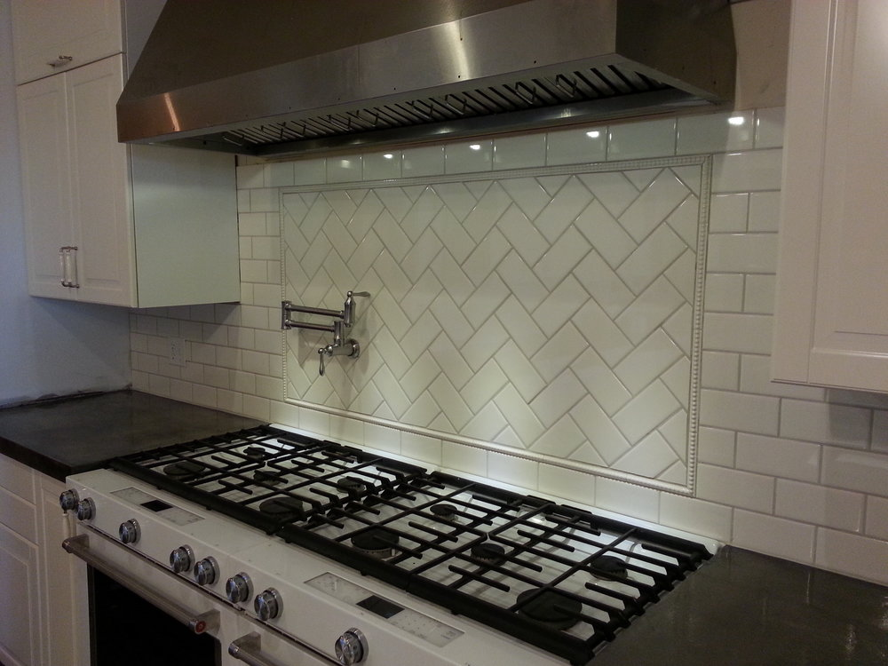 ... to tiles & grout!