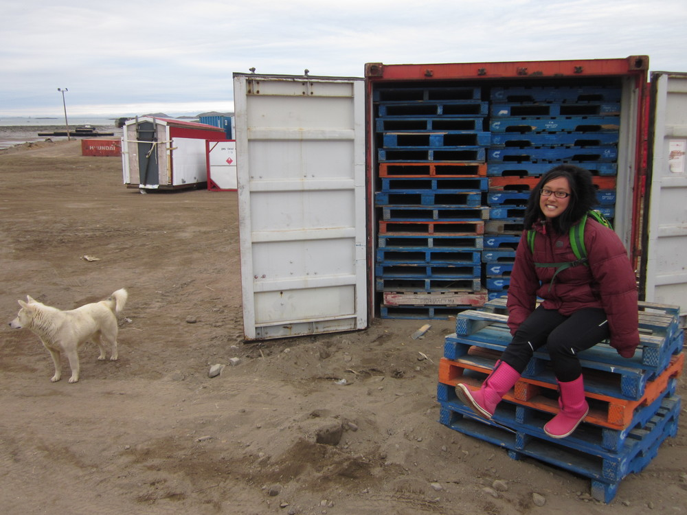 After spending most of her life in Vancouver, British Columbia, Sandi Chan plunders forward in her Katimavik-life-goal of living in all parts of Canada. Having arrived in Iqaluit, Nunavut in May 2013, she now only needs the Yukon and Newfoundland to complete the map. Spare a couch anyone?