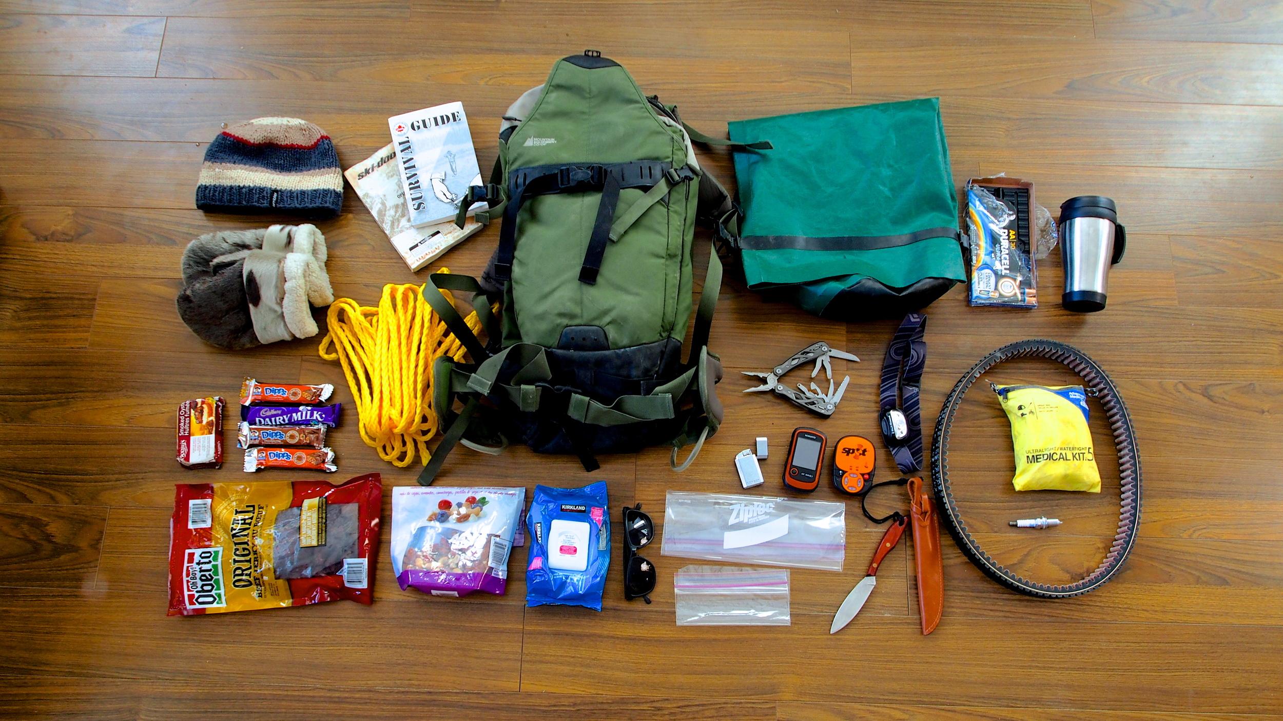 arctic survival essentials