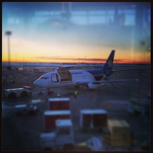 aeroplan to iqaluit