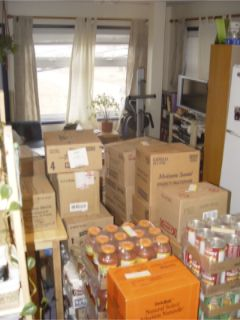 All this stuff has to fit in your house. Please leave space for human or animal inhabitants as well.