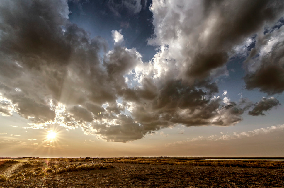 SunsetLandscape