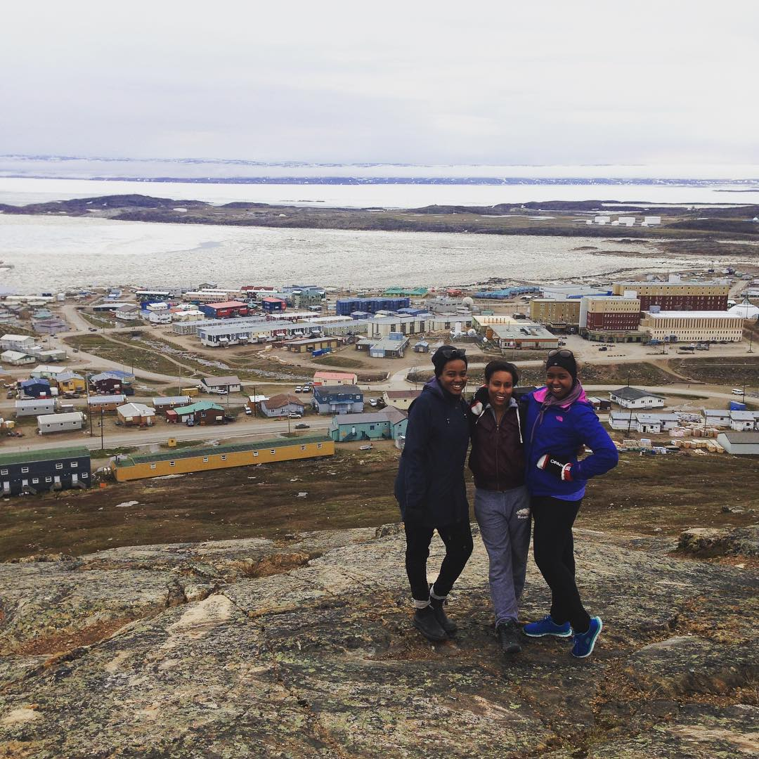 Has Living In Iqaluit And Having These Experiences And These Reflections Has It Changed Your Own Understanding Of Race And Being Racialized Within Canada