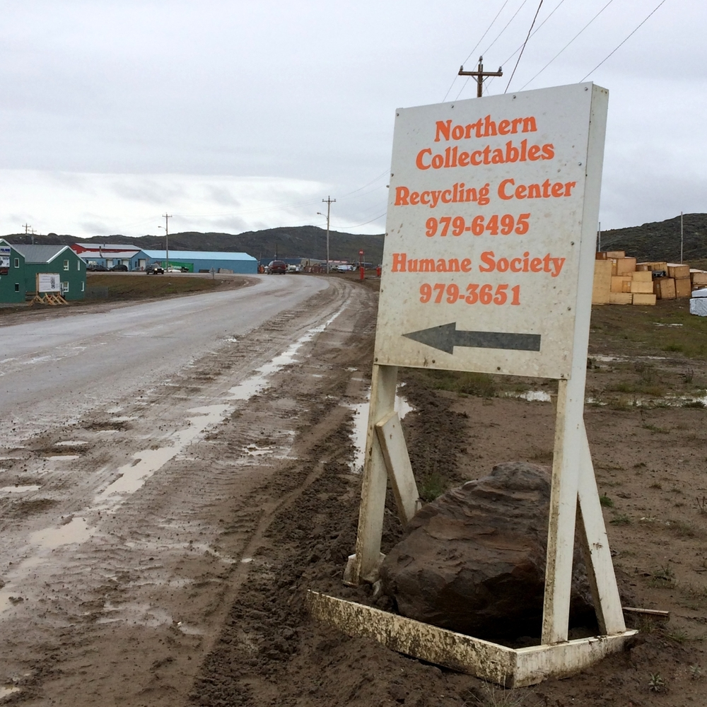 sustainable iqaluit