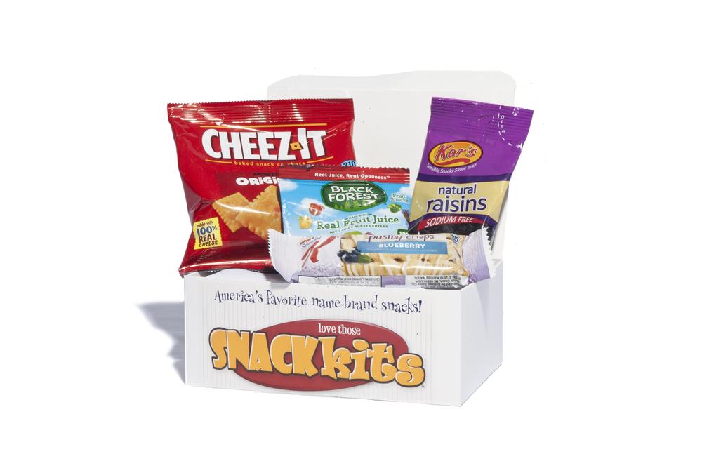 """Sunrise"" -AM01 Raisins Fruity Snacks Cheez-It Cheddar Fruit Chips - Blueberry NAPA# 8940-01-E62-0161"