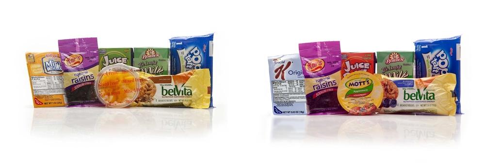 Also Available - Variety Packs!   HVPSB10 - Breakfast   NAPA# 8970-01-E62-0779