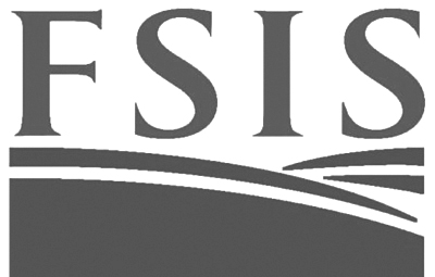 revised FSIS logo_BW.jpg