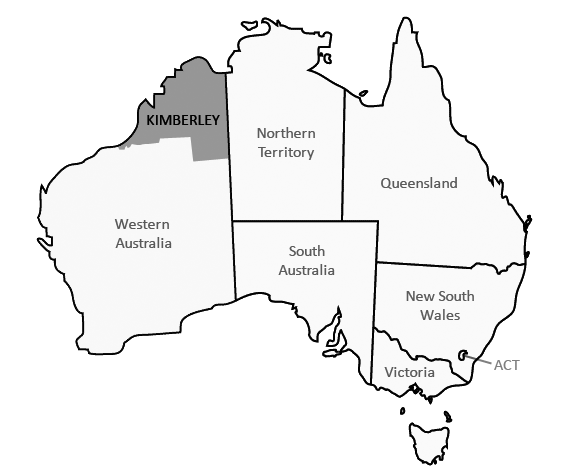 Kimberley location map.png
