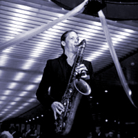 Ross Middleton - Sax