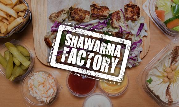 Shawarma Factory