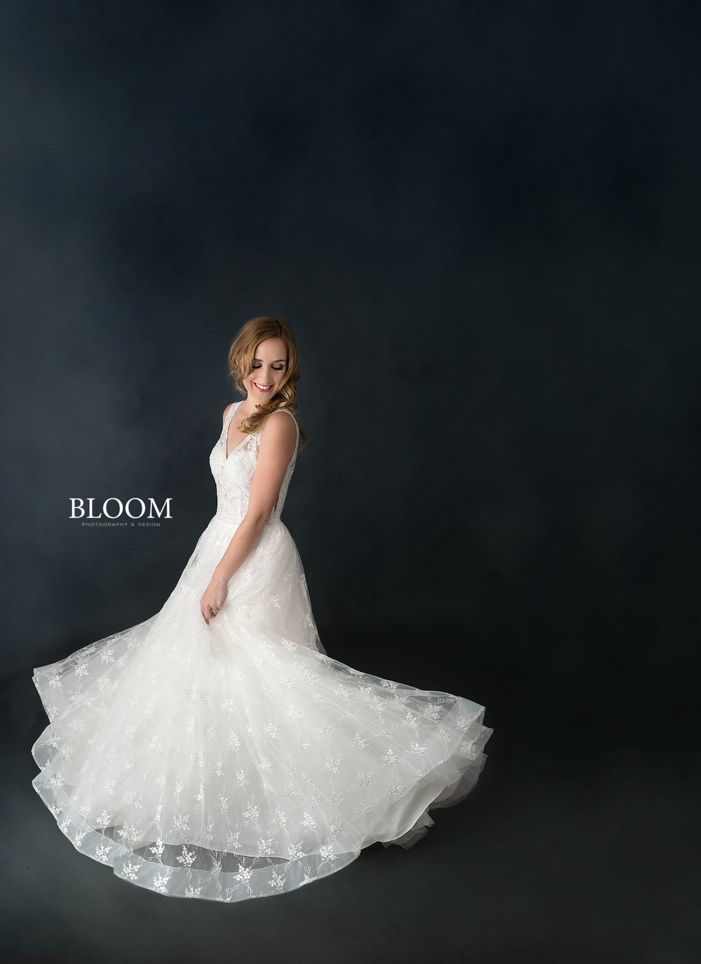 Beautiful dress from Celebrations Bridal & Prom Shop in New Braunfels, Texas