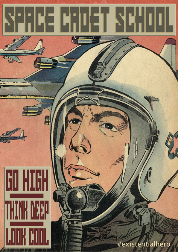 space cadet -