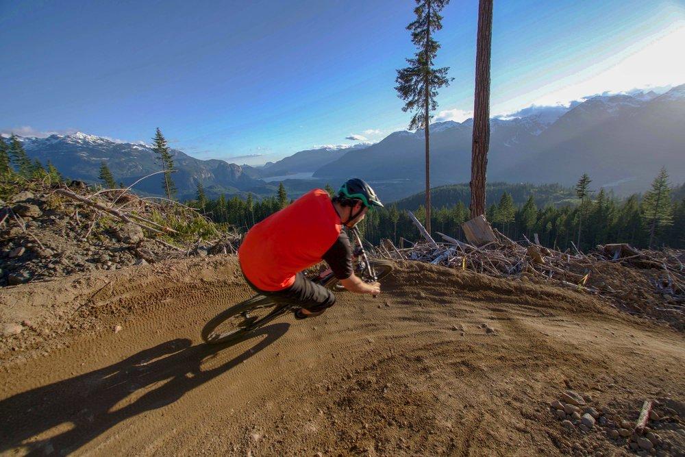 flow trails squamish bc