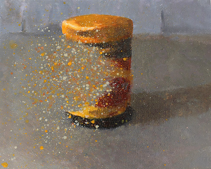 'Vegemite Jar' by Erica Tandori 2016.