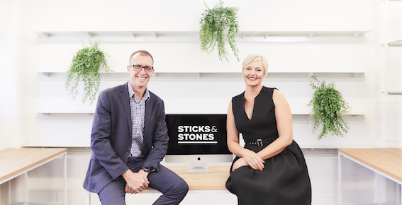 Sticks & Stones PR - PR Company | Website
