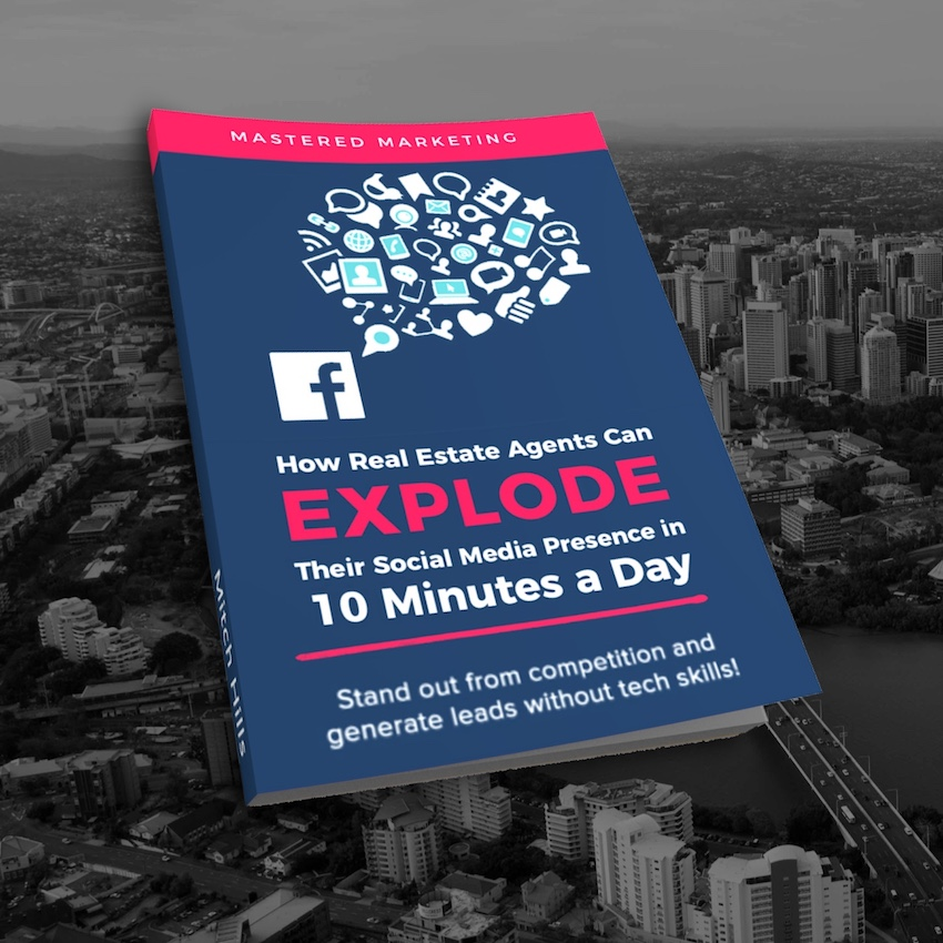 How Real Estate Agents Can EXPLODE Their Social Media Presence in 10 Minutes a Day - Stand out from competition and generate leads without tech skills!