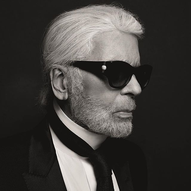 RIP to this icon, inspiration and true influencer. 💔He set such an example of what it means to be a designer - not just in his work, but in his lifestyle.  What a legacy he leaves us. #karllagerfeld