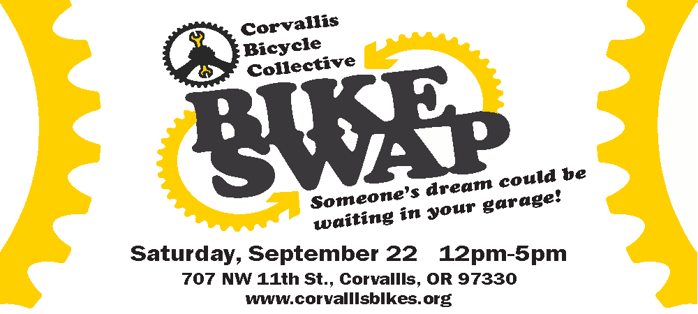 Swap at the shop this year! - 707 NW 11th 12-5 pm