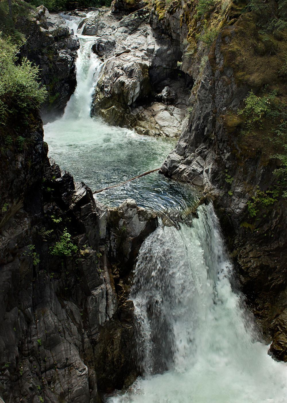 Upper Qualicum Falls