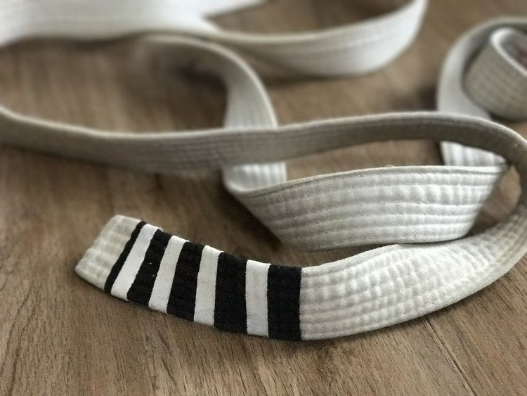 Stages Every White Belt Goes Through