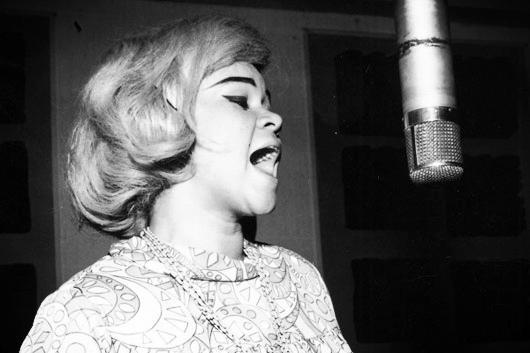 Etta James Recording Vocalist
