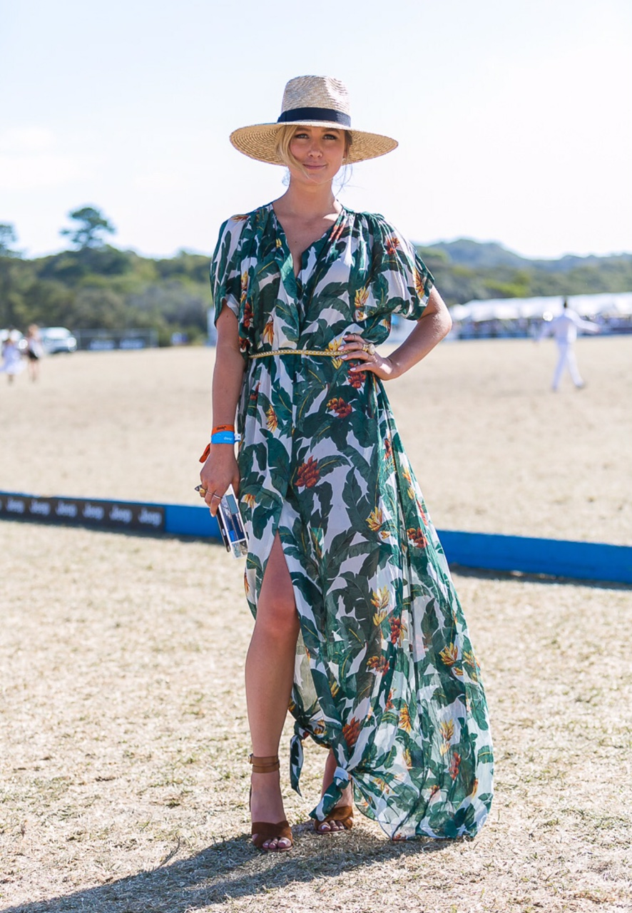 Portsea Polo '16 - Vogue Best Dressed