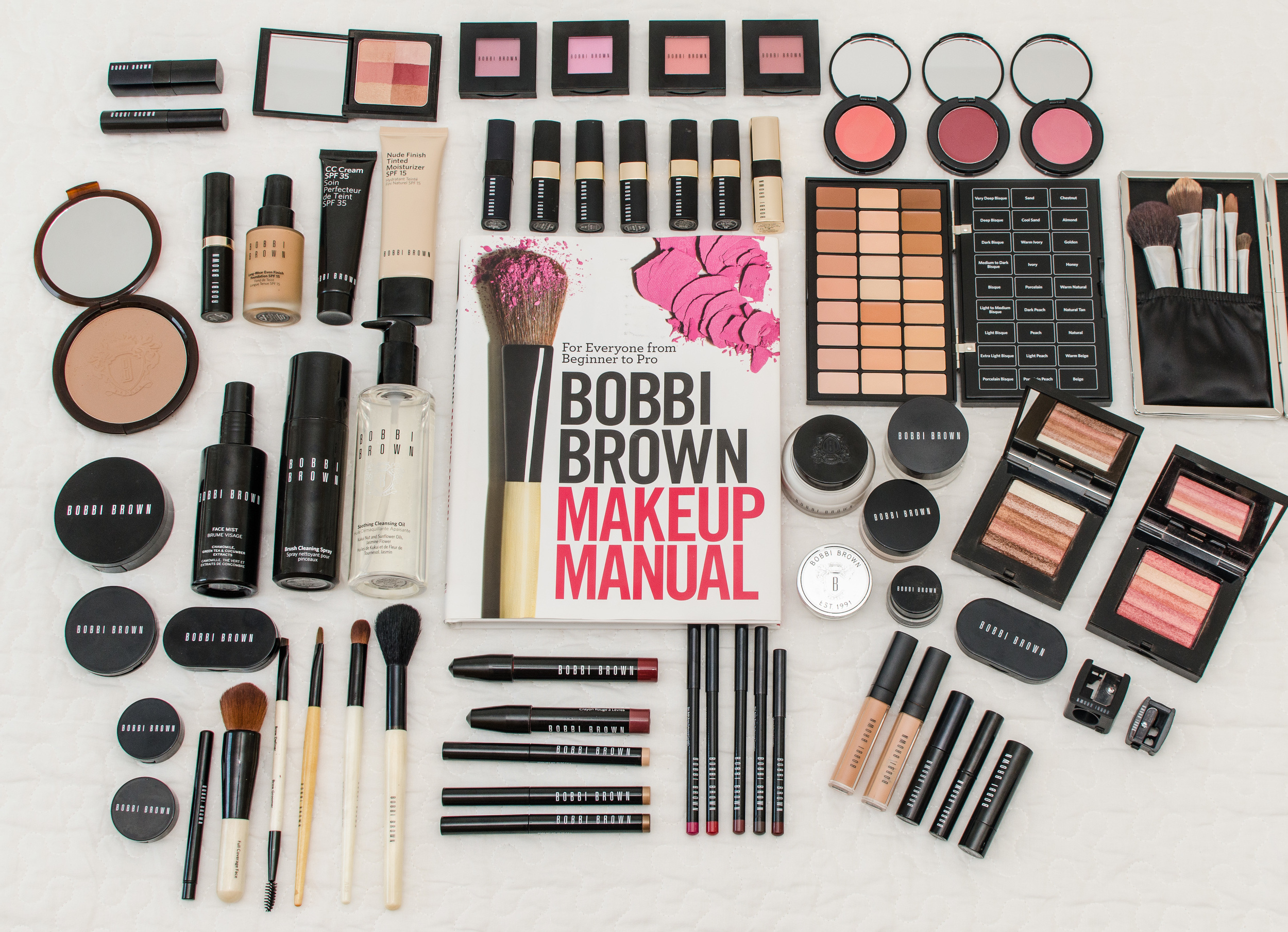 Bobbi Brown Makeup Manual Epub Saubhaya Makeup