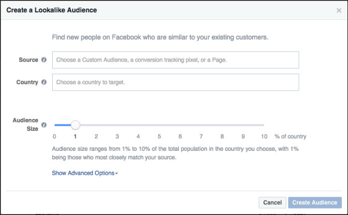 facebook ads manager down