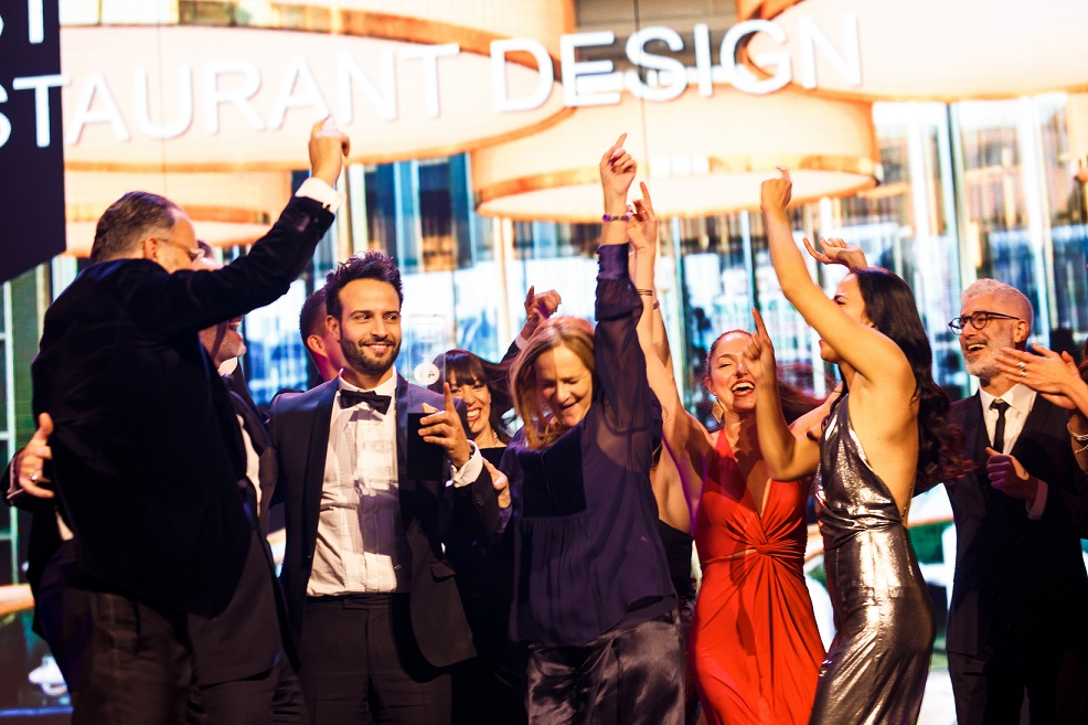 Entrée Hospitality and Style Awards – image credit to Samuel van Leeuwen