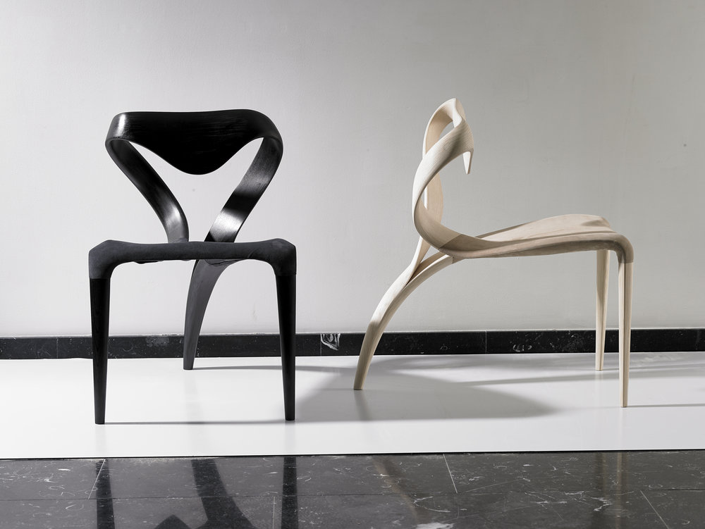 Enignum VII Chairs - image by Andrew Bradley