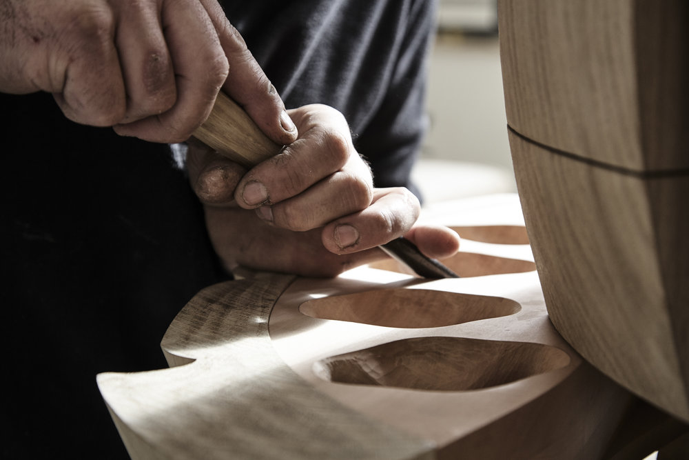 Watch Cabinet Making - image by Andrew Bradley