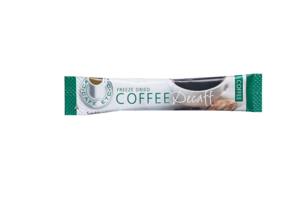 Decaffeinated Sticks