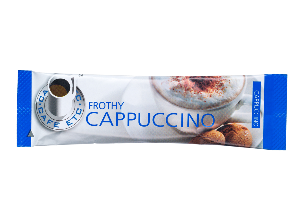 Cappuccino Sticks