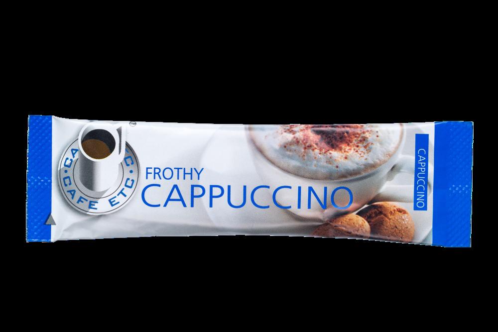 Cappuccino Sticks