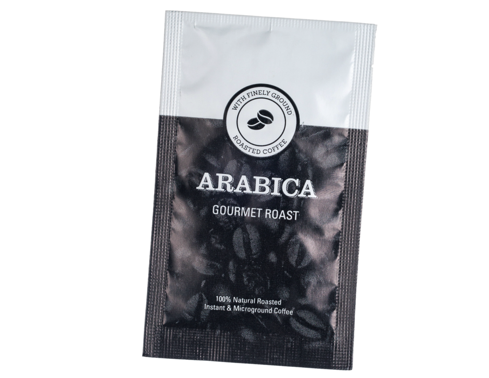 Gourmet Arabica Coffee Sachet