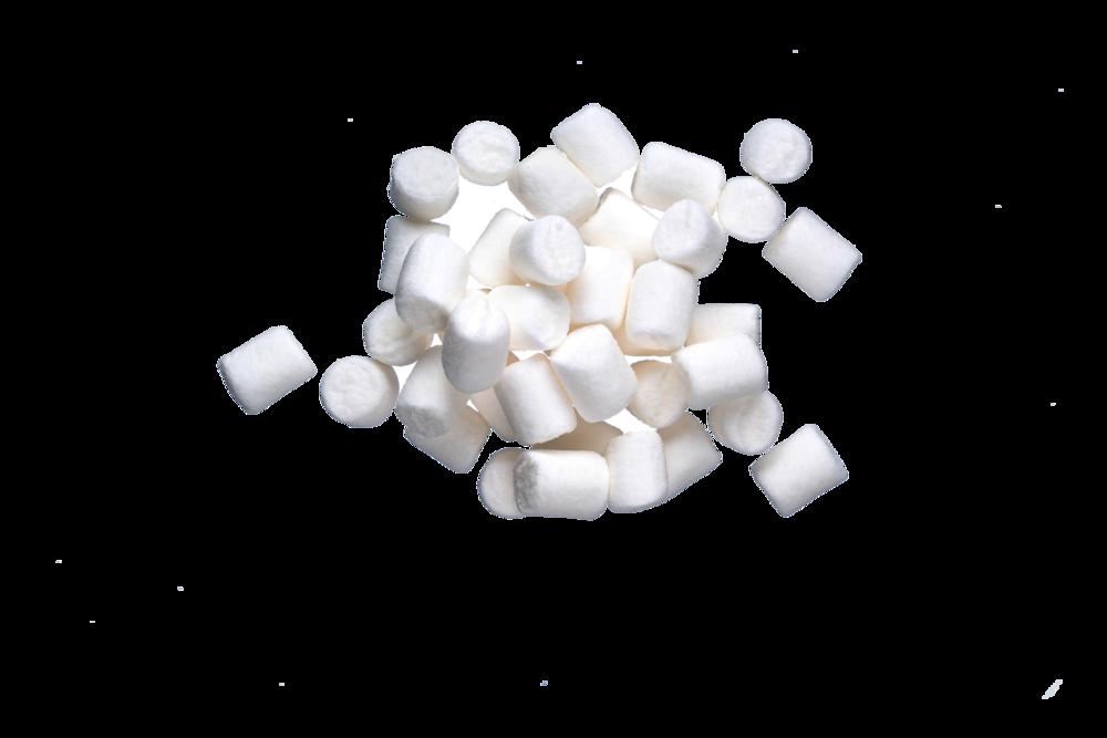 White Mini Mallows