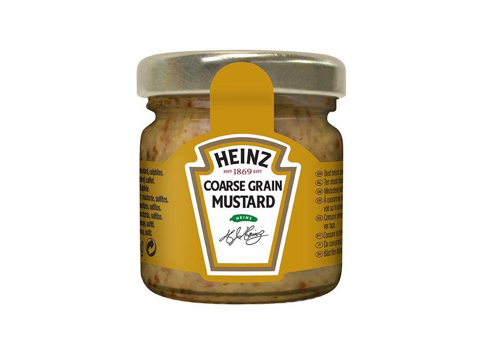 Coarse Grain Mustard
