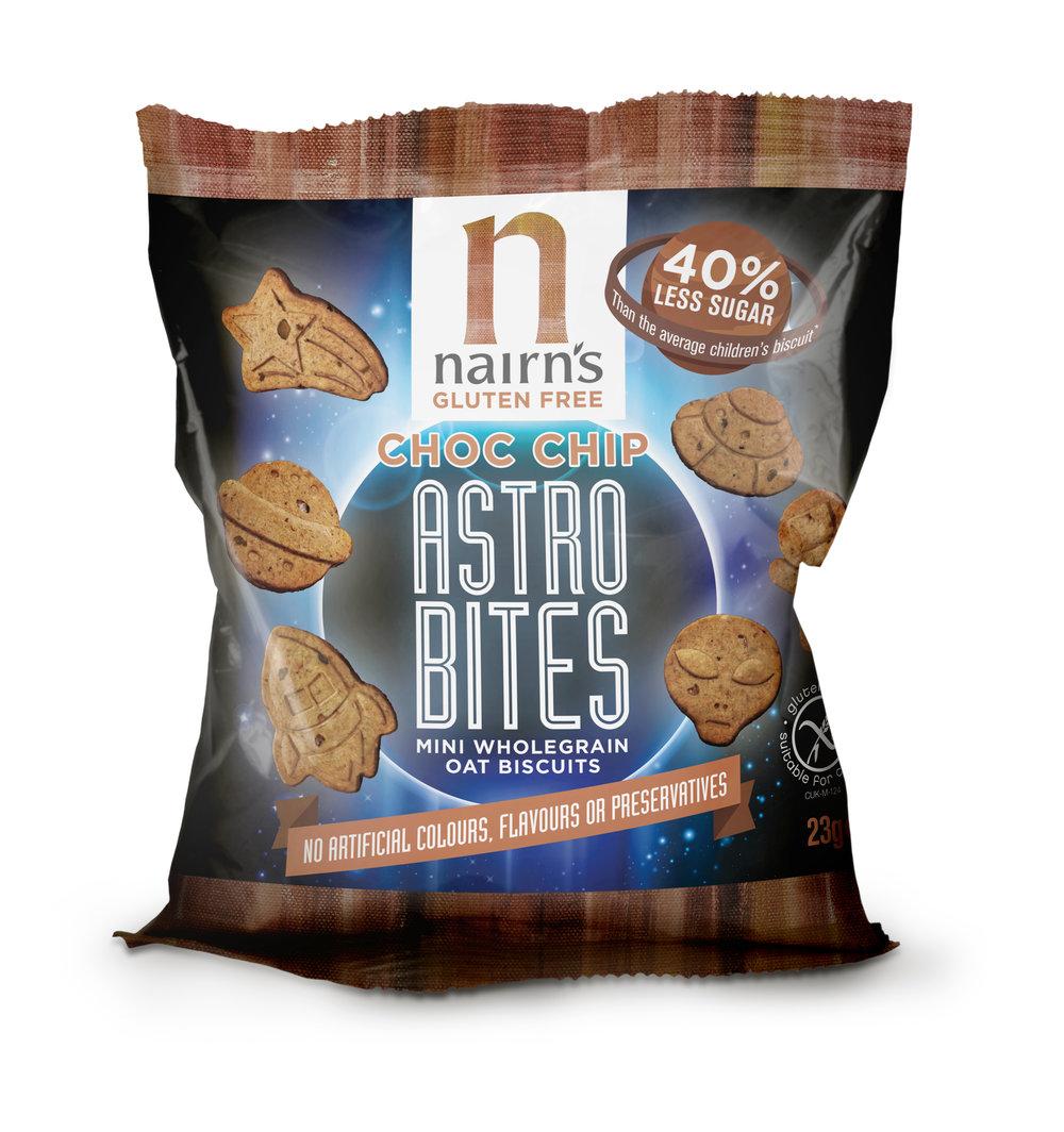 Choc Chip Astro Bites