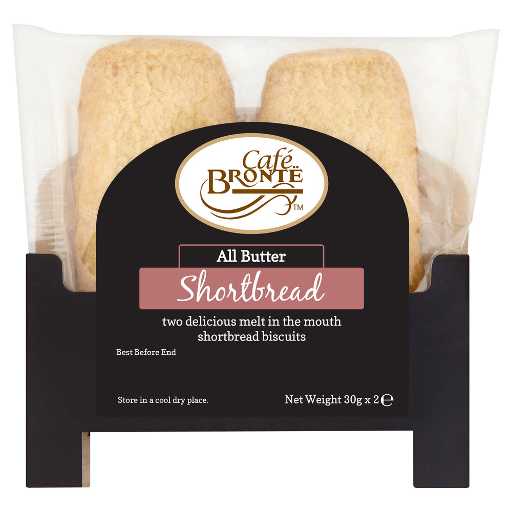 Shortbread Dunking Bars