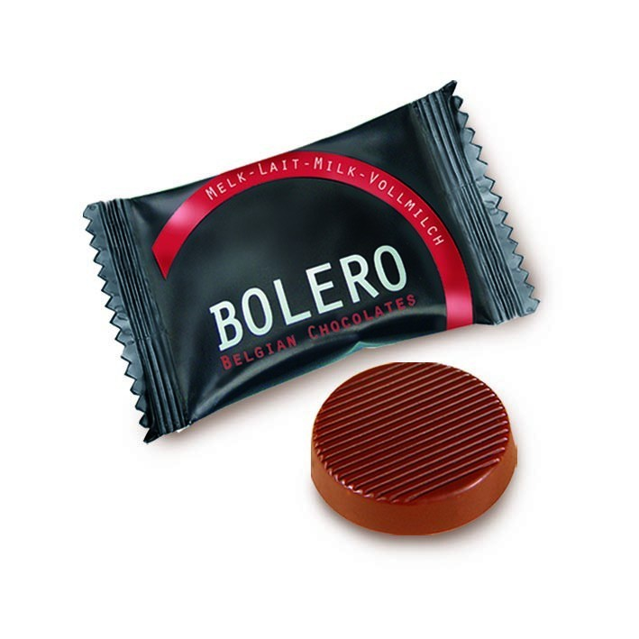 Bolero Belgian Chocolates - Milk