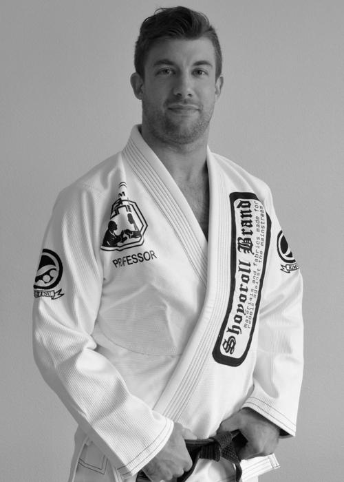 Antonios Skourtis - Black Belt