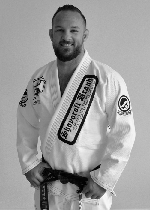 Stephan Seidl - 3rd Degree Black Belt