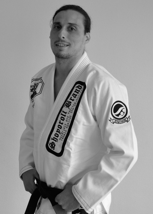 Felipe Machado - Black Belt