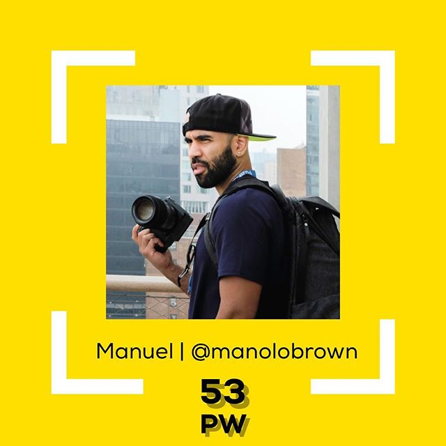 53PW008.  Our next 53mm PHOTOGRAPHER OF THE WEEK is Manuel  Pena, known to the 53mm Community as @manolobrown  Manuel is a superb visionary and photographer and if you like snow laced shots then you are going to love his work this week. As I write it is snowing here in Nottingham which is a rarity but such a marvellous coincidence, almost fan-faring his 53PW week from 53mm HQ. You are all in for an inspired treat. Here is a brief introduction from the photographer himself.  Happy Sunday Everyone! Inspiration is the Intention ______________________________________________ I'm a 38 year old photographer based out of NYC.  Photography has always been a  passion of mine.  The little things we take for granted is the key motivation for me.  My 